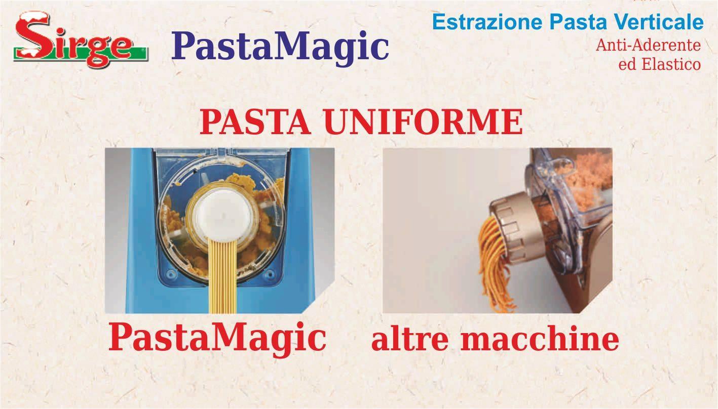 Elettrodomestici sirge macchina automatica per fare la - Macchine per pasta in casa ...