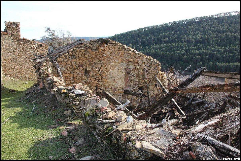 Casas De Frías. Ruinas (5)