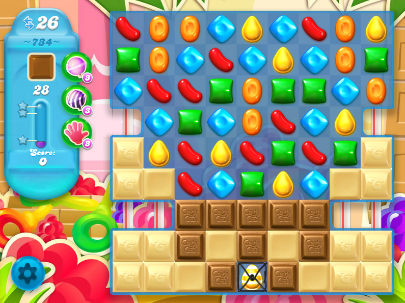 Candy Crush Soda 734