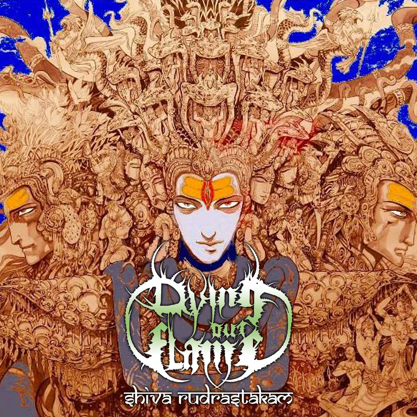 DYING OUT FLAME - Shiva Rudrastakam (2014) * Review