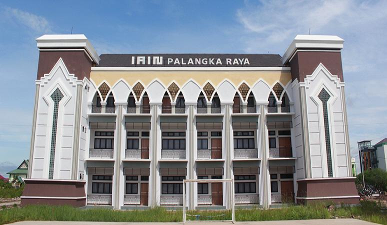 PENERIMAAN MAHASISWA BARU (IAIN PALANGKA RAYA) 2018-2019 INSTITUT AGAMA ISLAM NEGERI PALANGKA RAYA
