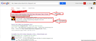 google find easily search Seo onpage SEO