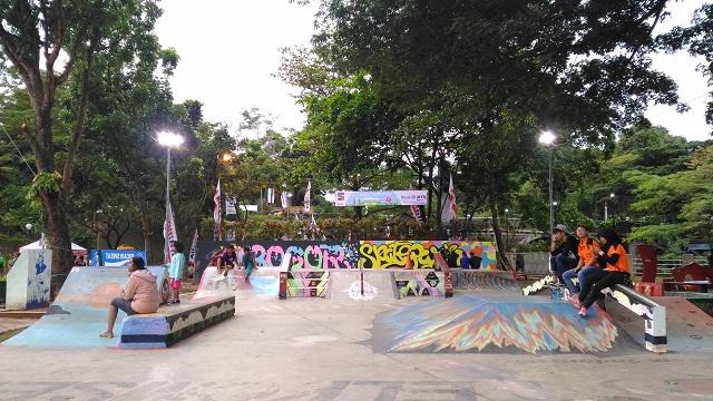 Grand Launching Taman Kaulinan Di Lapangan Sempur Bogor
