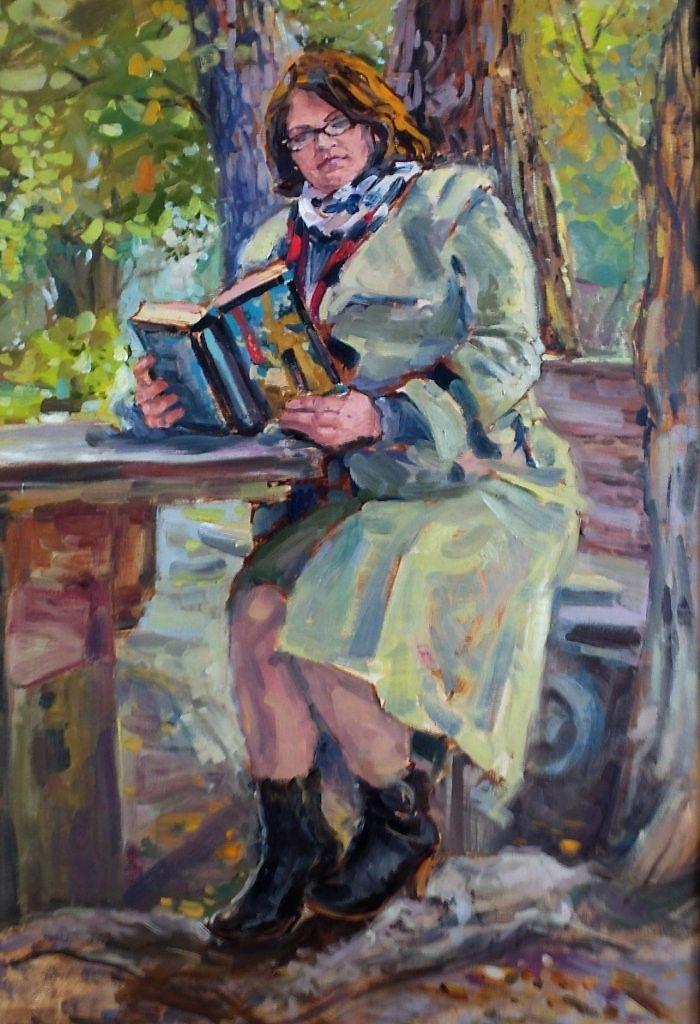 Украинский художник. Нина Воронич