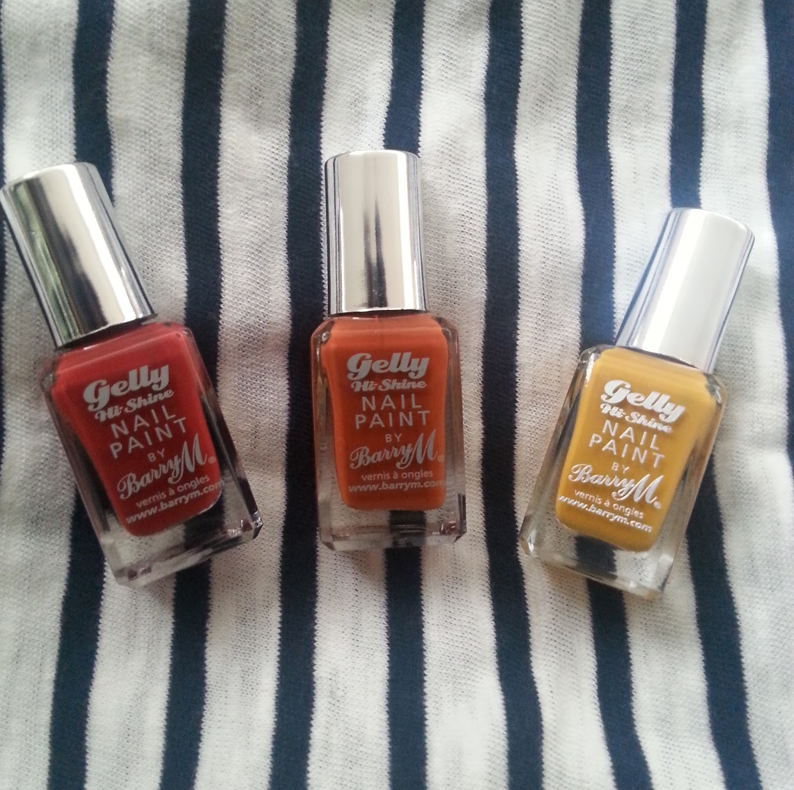 BarryM Autumn Gelly