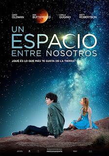"""Poster de """"Un espacio entre nosotros"""""""