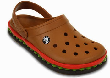 crocs hamburger