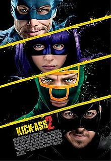 Kick-Ass 2 Subtitle Indonesia (Bluray)