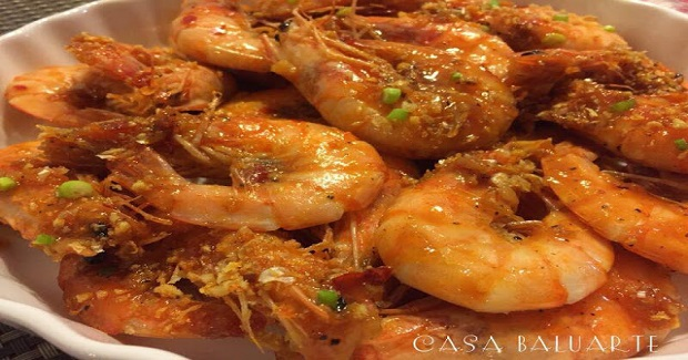 Sweet Chili Garlic Shrimp Recipe