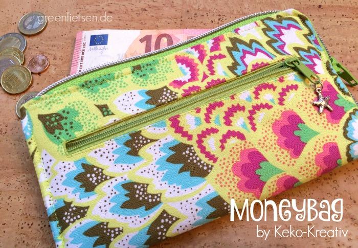Probegenäht | Die MoneyBag von Keko-Kreativ