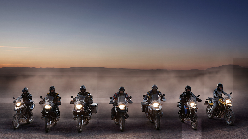 BMW Motor Penjelajah Terbaru