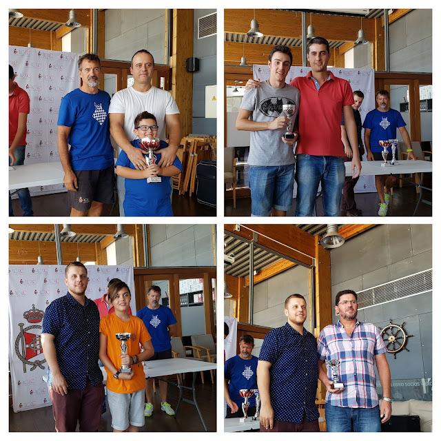 Sabor marino en el II Torneo Real Club de Regatas Cartagena