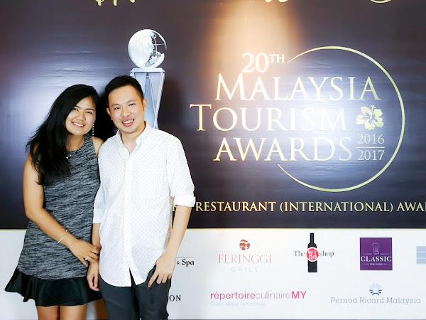 Feringgi Grill Holds Wine-and-Dine Celebration for Winning Malaysia Tourism Award 2016/2017 @ Shangri-La's Rasa Sayang Resort & Spa, Penang