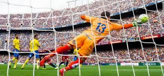 Las Palmas tunduk 2-1 atas Barcelona