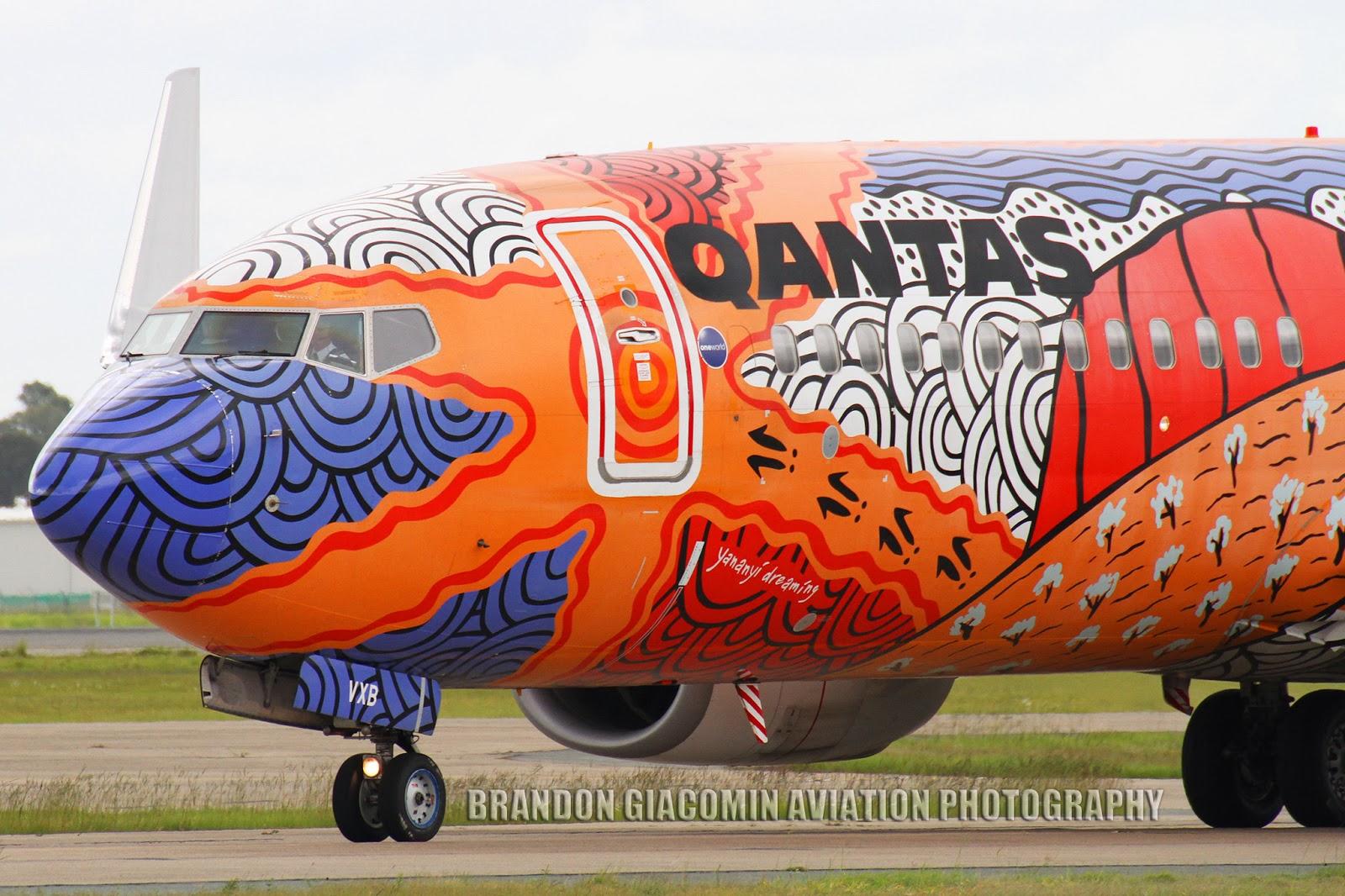 Queensland Plane Spotting Brisbane Airport Photos December 17