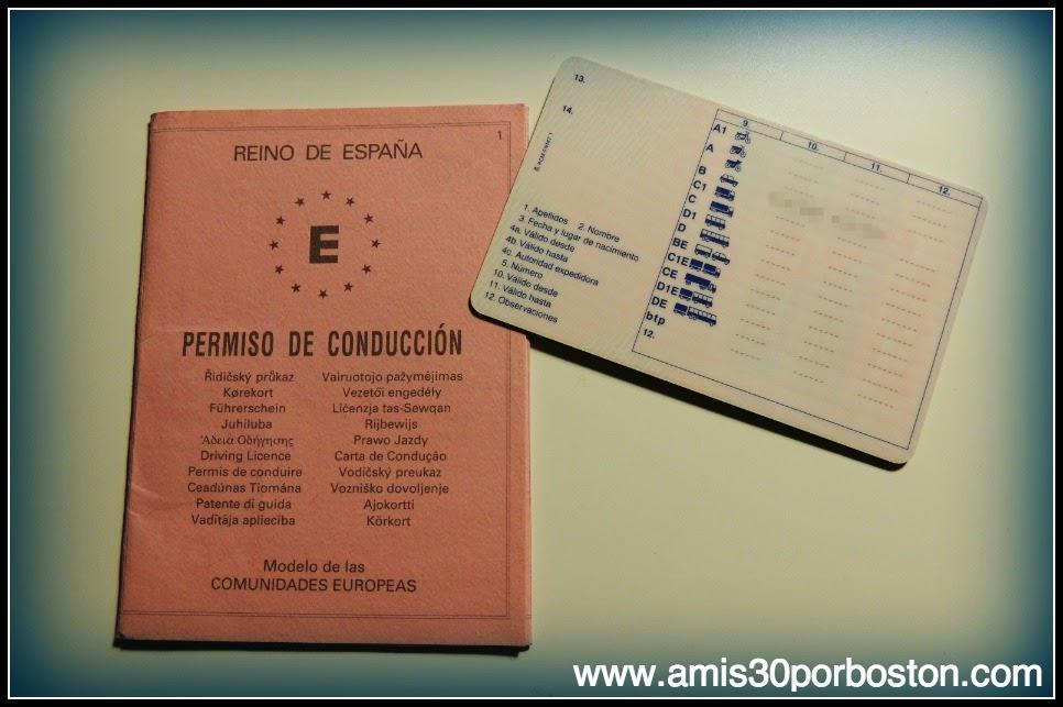 Renovar Carnet De Conducir Español Desde El Extranjero