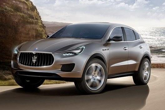 2015 Maserati Levante Release Date