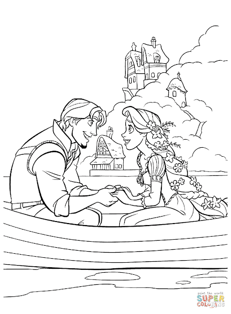 Tangled Coloring Pages Tangled Coloring Pages Free Coloring Pages Coloring  Online