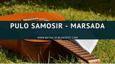 Lirik Pulo Samosir - Marsada Band
