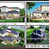 Thiết kế thi công biệt thự nhà vườn đẹp 2 tầng mái thái 10x20