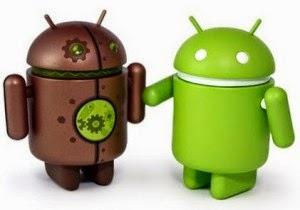 Upgrade OS Android Mudah dan Simpel