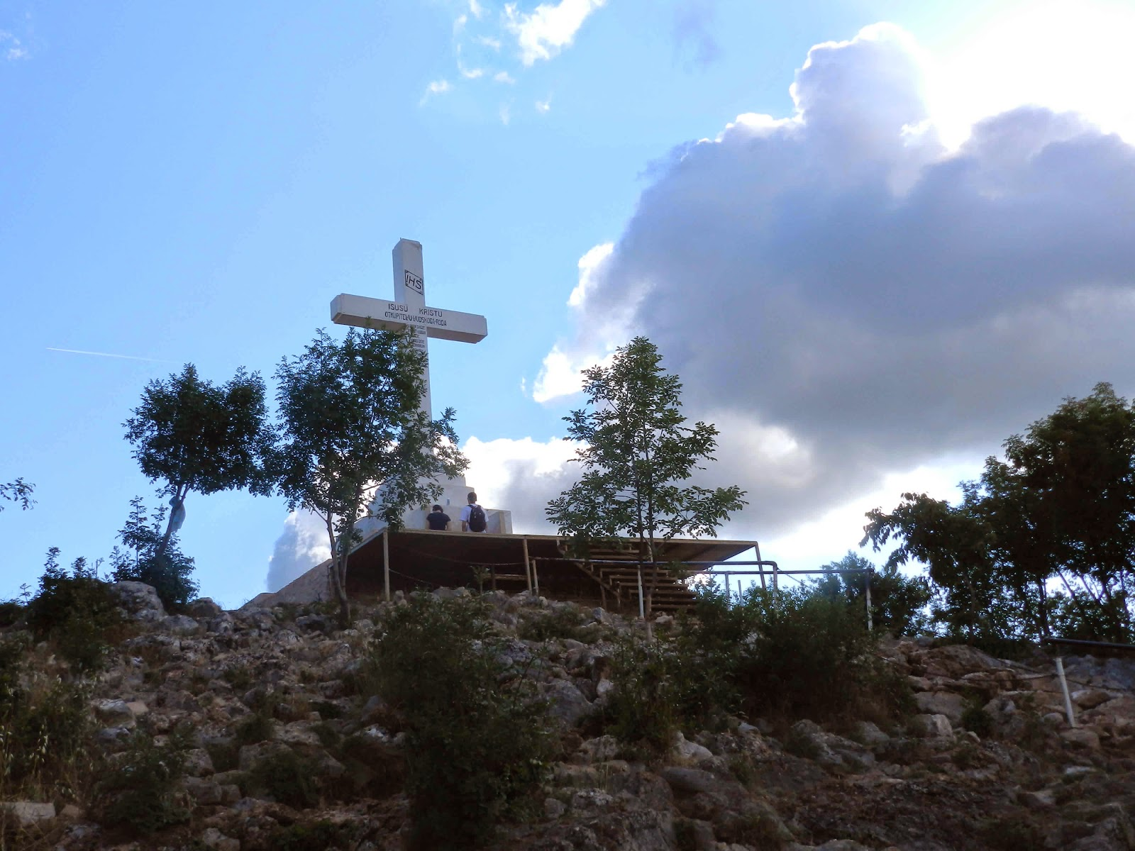 Cross Mountain, Medjugorje