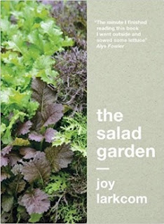 The Salad Garden book cover