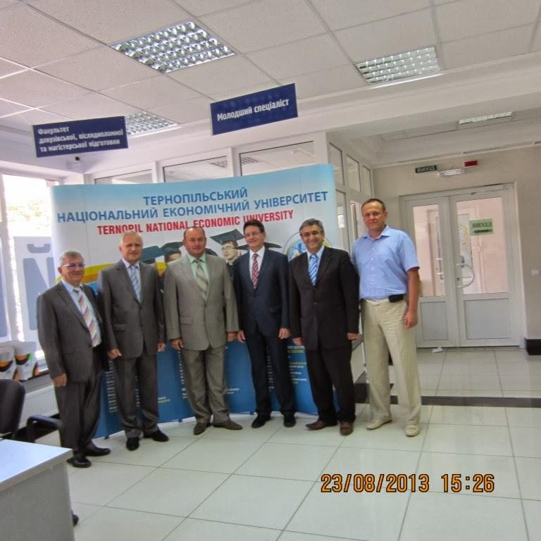 Συμφωνία του ΤΕΙ Δυτικής Μακεδονίας με Πανεπιστήμιο Ternopil της Ουκρανίας!