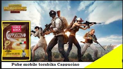 Pubg mobile torabika Cappucino, Cara tukar kode pubg mobile torabika dengan Skin PUBG Mobile