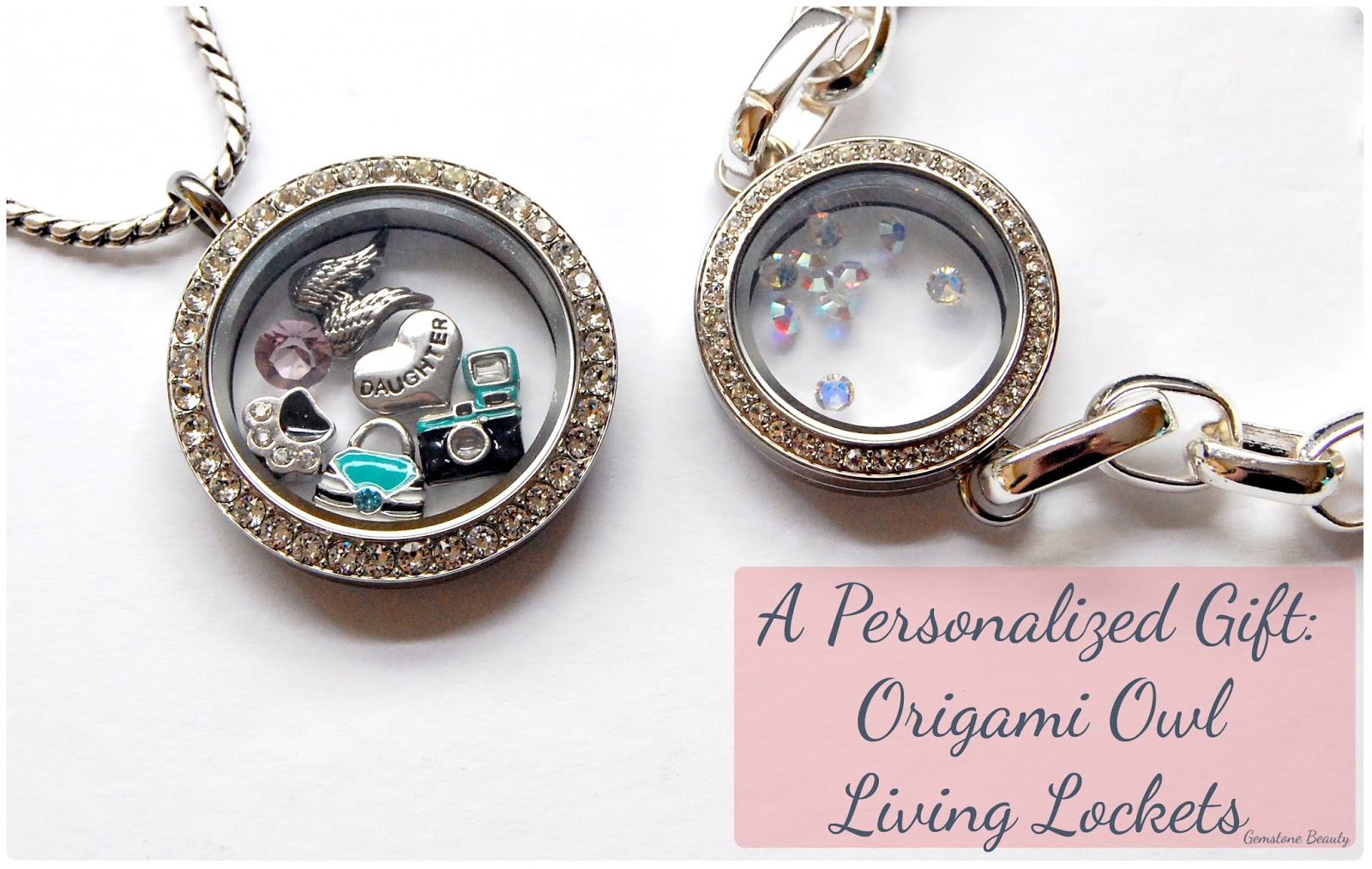 Gemstone Beauty: A Personal birthday gift: Origami Owl ... - photo#29