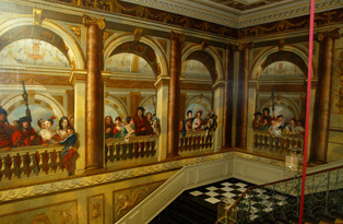 The Kings Staircase - Kensington Palace London