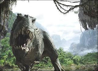 حول سطح مكتبك الي غابه من الديناصورات المرعبه مع شاشه ثلاثيه الابعاد معDinosaur2012