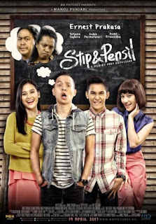 Download Film Stip & Pensil (2017) WEB-DL