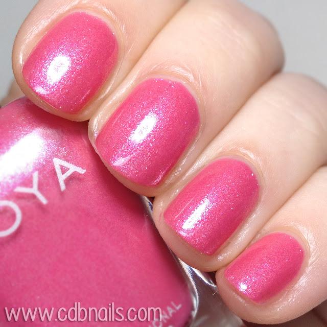 Zoya Nail Polish-Azalea