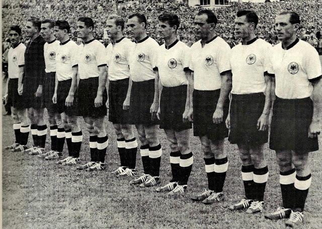 Selección de fútbol de Alemania 1954