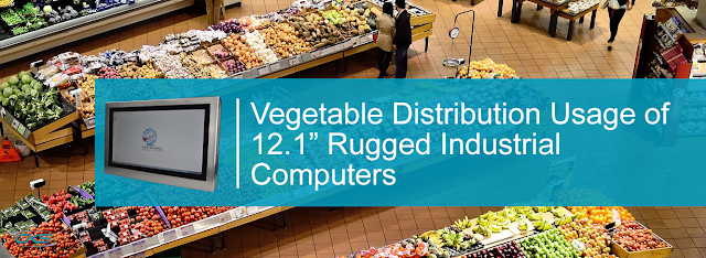 Vegetable Distribution Upgrades Its Operations Using Industrial Computers
