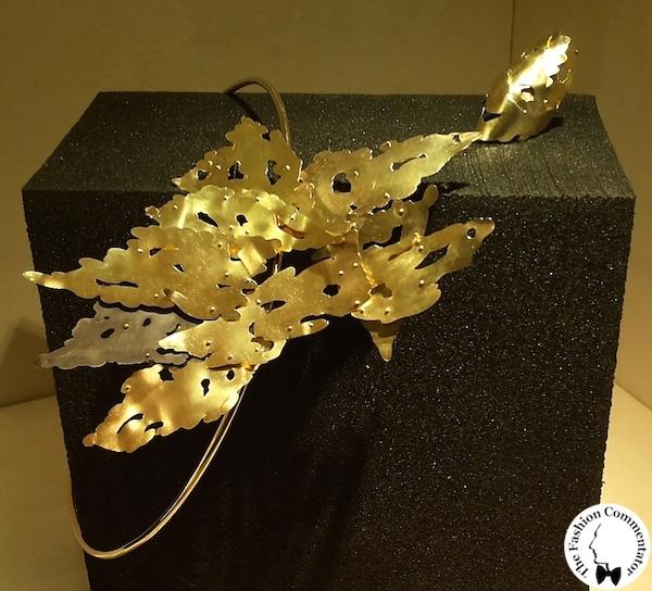 Mostra Gioielli d'artista Firenze - Daniea Banci - Fiamma, anello e collana, 2012