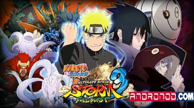 Cara Unlock Full Character Naruto Shippuden Ultimate Ninja Storm 3