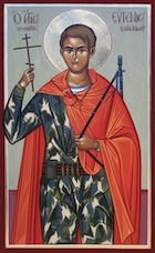 New Martyr Evgeny Rodionov of Chechnya