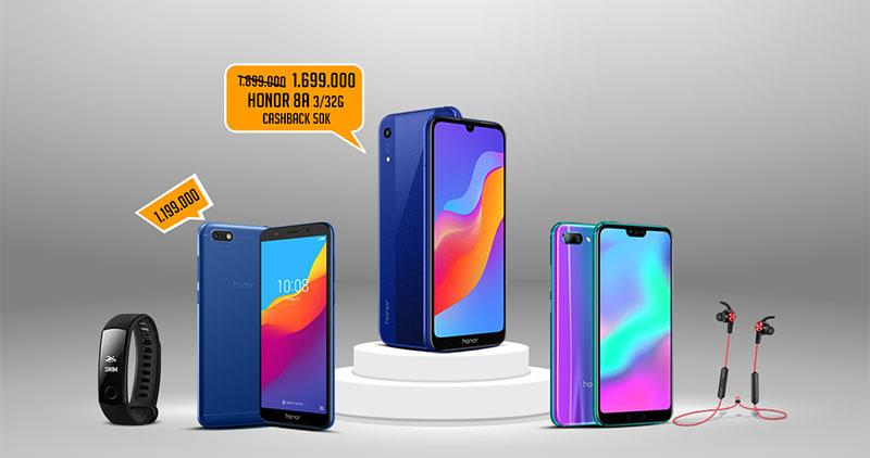 Jalan-Jalan ke Singapura dengan Smartphone Honor 8A, Harga dan Spesifikasi Honor 8A yang Dirilis di Indonesia, Smartphone Honor 8A Indonesia
