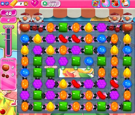 Candy Crush Saga 601