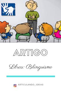 Artigo bilinguismo
