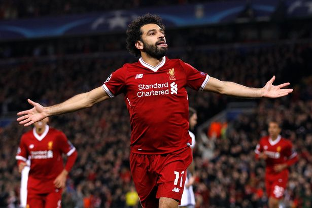 Mohamed Salah Komentari Rumor Transfernya ke Madrid