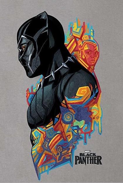 """""""black Panther"""" Movie Shirts - Geek Twins"""
