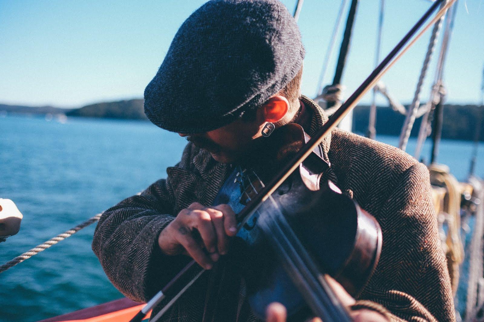 Você é apenas o violino