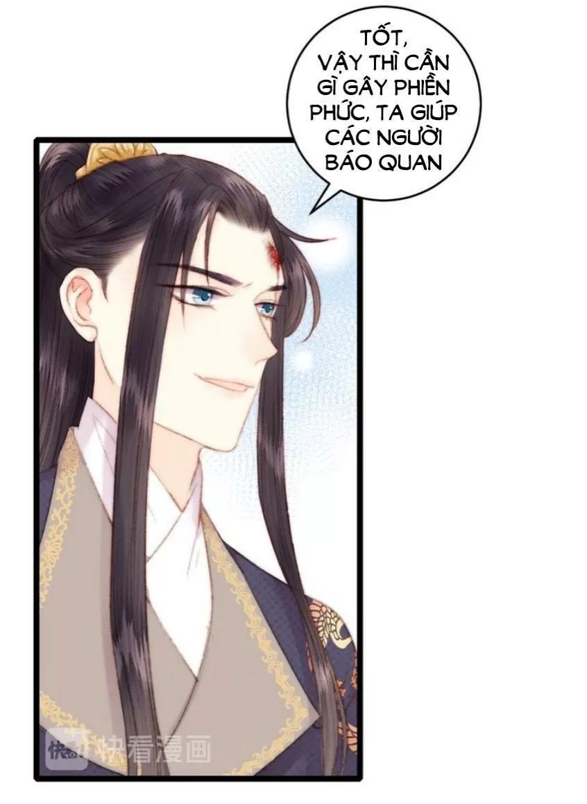 Nàng Phi Cửu Khanh - Thần Y Kiều Nữ chap 65 - Trang 5