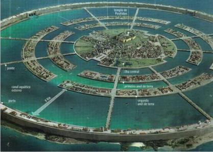 Il mistero dell'isola Hy Brazil, L'isola degli Dei