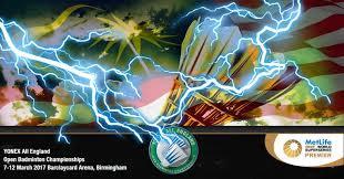 Jadual Penuh dan Keputusan Badminton All England 2017