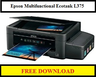 Epson Multifunctional Ecotank L375