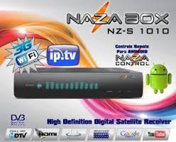 NAZABOX NOVA ATUALIZAÇÃO NAZA%2BS1010